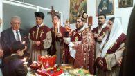 'Diriliş' Günü İskenderun ve Samandağ Ermeni Kiliselerinde Coşkuyla Kutlandı
