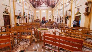 Sri Lanka'daki Saldırıları IŞİD Üstlendi