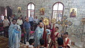 Hatay'daki Ortodoks Kiliselerinden 'Pentikost' Kutlamaları