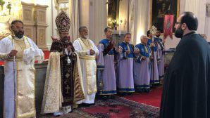 Vartavar Feast Celebrated With Enthusiasm In Armenian Church In Istanbul
