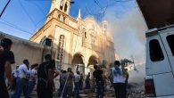Süryani Kilisesi'ne Araba İle Bombalı Saldırı Düzenlendi