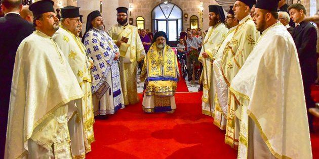 Azizler Petrus ve Pavlus Antakya'da Görkemli Bir Ayinle Anıldı