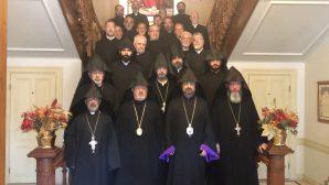 Türkiye Ermenileri 85. Patriklik Kaymakamı Seçildi
