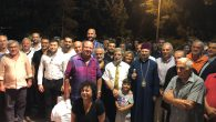 The Armenian Patriarchal Locum Tenens Bishop Sahak Maşalyan Meets with Residents of Kınalıada