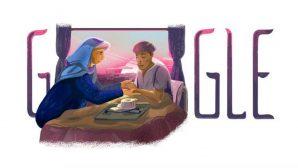 """Google, """"Pakistan'ın Rahibe Teresası'na"""" Bir Çizimle Hürmetlerini Sundu"""