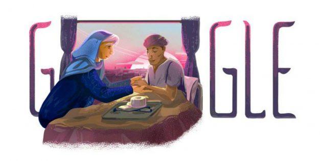 """Google, """"Pakistan'ın Rahibe Teresa'sına"""" Bir Çizimle Hürmetlerini Sundu"""