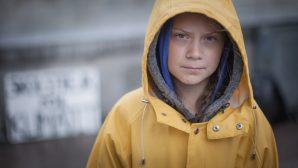 16 Yaşındaki Aktivist Greta Thunberg, İklim Zirvesi'nde Konuştu
