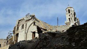 Halep'te Ermeni Kilisesi Yeniden İnşa Ediliyor