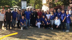 Traditional Festival was organized with the collaboration of the Armenian Associations