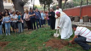 Prayer Day Held in Büyükada for the Protection of the Creation of the Whole World
