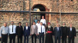 Metropolitan Samuel Aktaş met with Governor of the city of Batman