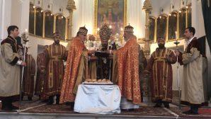 Varaka Haç Feast Celebrated at Samatya Surp Kevork Armenian Apostolic Church