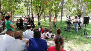 Diyarbakır Kilisesi Topluluğu Piknikte Bir Araya Geldi