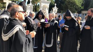 Saint Translator's Day in the Armenian Churches Celebrated