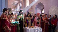 Galata Surp Krikor Lusavoriç Kilisesi ve Getronagan Lisesi'nin Sevgi Sofrası