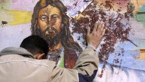 Suriye ve Irak'ta Hristiyanlığın İzleri Yok Olabilir