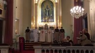 Saint John Chrysostom's Feast Celebrated in the Armenian Catholic Church of St. Chrysostom of Taksim