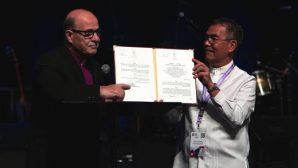 Filistin, Evanjelik Kiliseleri Resmi Olarak Tanıdı
