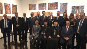 Exhibition to promote Ahtamar Church of the Holy Cross in New York