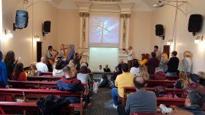 Kadıköy Anadolu Protestan Kilisesi'nde Vaftiz Töreni