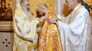 A new priest is ordained and appointed to the Saint George Greek Orthodox Church in Antioch
