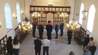 Restorasyonu Bitirilen Yayladağı Kilisesi'nde Kutsama Duası!