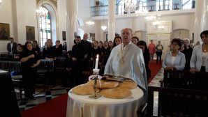 Archangels Michael and Gabriel were commemorated in Iskenderun