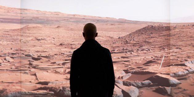 """Design Museum'da """"Moving to Mars"""" (Mars'a Taşınmak) Adlı Bir Sergi Açıldı"""