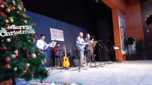 Turkish Worshiping Churches in Antioch Meet at the Joint Christmas Celebration