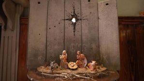 İngiliz Sanatçı'dan Noel Tasviri