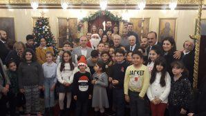 İskenderunlu Çocuklar Noel Coşkusuna Erkenden Başladı!