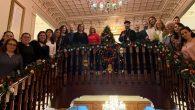 Türkiye Ermenileri Patrikhanesi'nde Noel Ağacı Süslendi