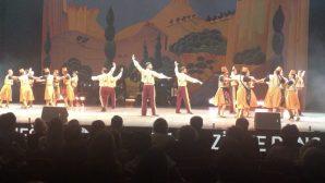 Anadolu ve Ermeni Halk Dans Grubu Maral Müzik ve Dans Topluluğu 40. Yılını Kutladı
