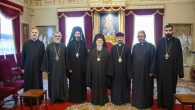 Elected Patriarch II. Sahak Mashalyan Receives Courtesy Visits