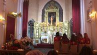 Kadıköy Surp Levon Ermeni Katolik Kilisesi'nde Noel