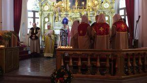 Ermeni Katolik Kilisesi'nde 2019'un Son Ayini Yapıldı