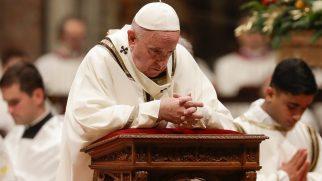 Papa Françesko, Aziz Petrus Meydanı'nda Özel Ayin Yapacak
