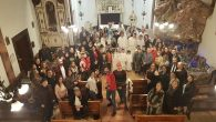 Celebration of the Birth of Christ in Samsun Catholic Church