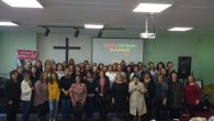 Women from Different Churches Gathered for Christmas