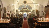 Mersin'deki Rum Ortodoks ve Latin Katolik Kiliseleri'nde Noel ayini