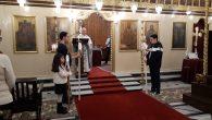 Azize Barbara ve Aziz Saba, İskenderun'da Ayinle Anıldı