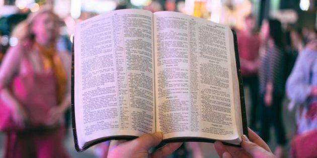 2019 Yılının En Çok Okunan Kutsal Kitap Ayeti, Filipililer 4:6