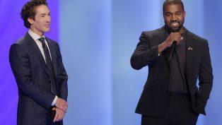 Rap Yıldızı ve Mega Kilise Pastörü'nden 55 Bin Kişilik İbadet