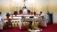 Christmas Ceremonies in Greek Orthodox and Latin Catholic Churches in Mersin