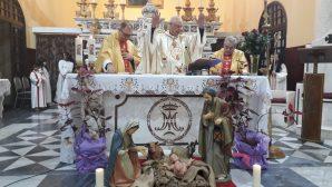 İskenderun Katolik Kilisesinde 'Görkemli' Noel Kutlaması!