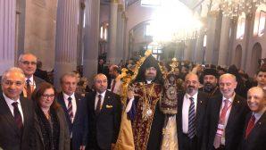 Türkiye Ermenileri 85. Patriği Sahak II. Maşalyan Oldu