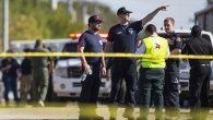 Canlı Yayında Bir Saldırgan Pompalı Tüfekle Kiliseyi Bastı