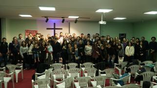 Uyanış Gençliği, Noel Öncesinde Son Kez Toplandı