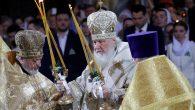 Rus Ortodoks Kilisesi'nde Noel Coşkusu