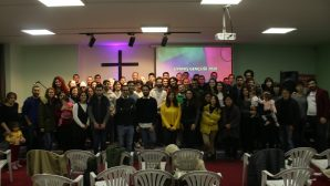 Awakening Youth Group Did The First Meeting of the New Year